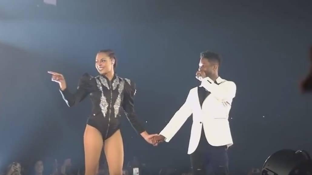 Zaręczyny podczas koncertu Beyonce! Zaskakujące nagranie [WIDEO]