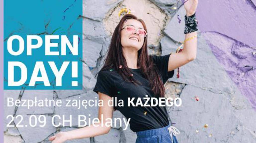 Esens - Open Day w Alei Bielany