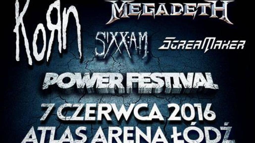 Zabierz przyjaciół na Power Festival i zgarnij darmowy bilet!