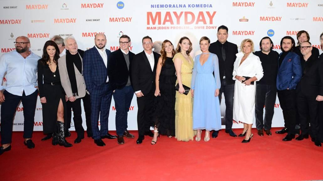Mayday - premiera w Warszawie