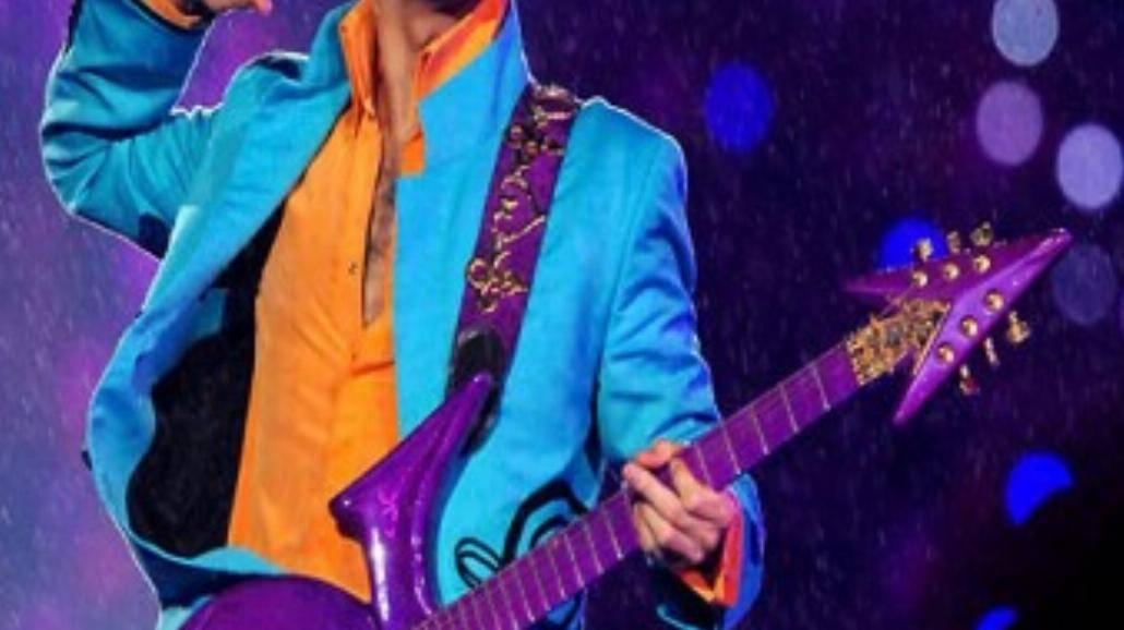 Prince na Opener Festivalu