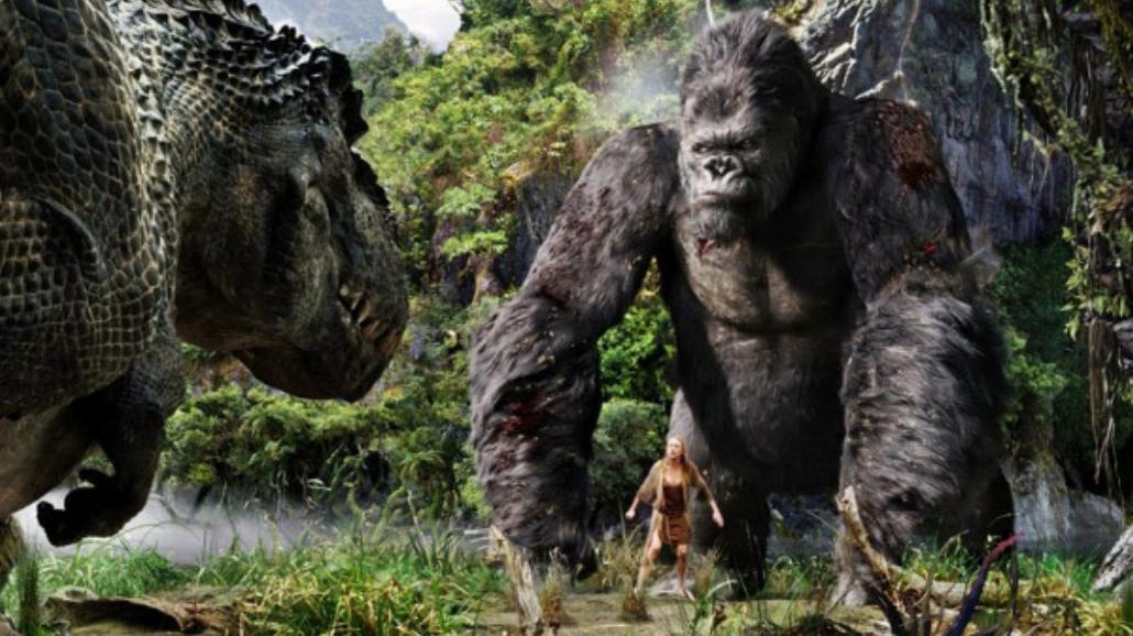 Nowy King Kong będzie wieeeelki!