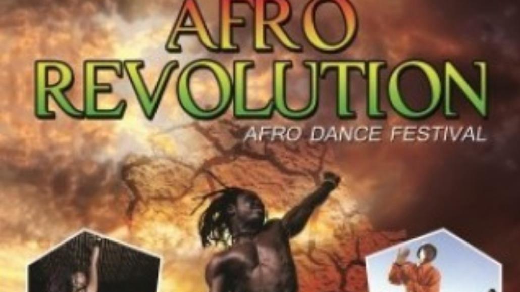 Festiwal tańców afrykańskich Afro Revolution