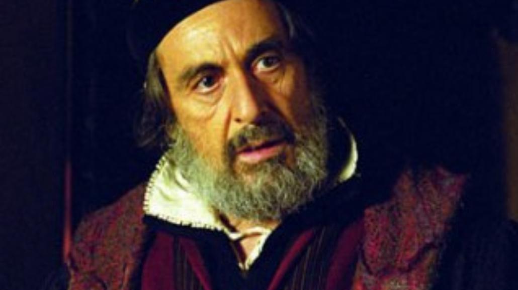 Al Pacino jako Krol Lear
