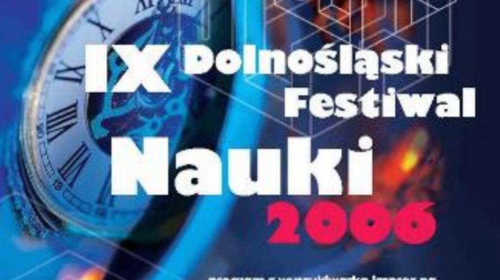 IX Dolnośląski Festiwal Nauki