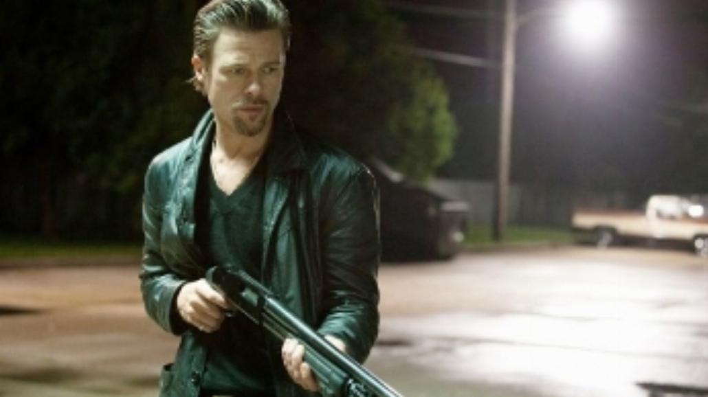 Brad Pitt jako cyniczny płatny zabójca