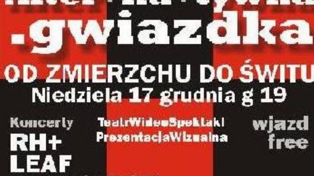 """""""Alter na Tywna Gwiazdka"""" z RH+,Leaf i Fruhstuck"""