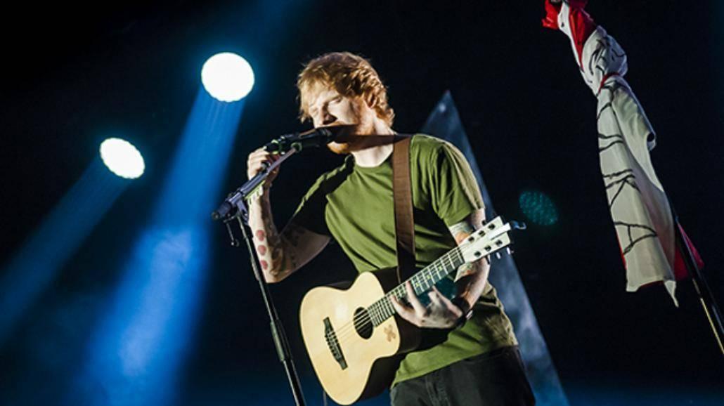 Ed Sheeran w Polsce! Zobacz zdjęcia z koncertu