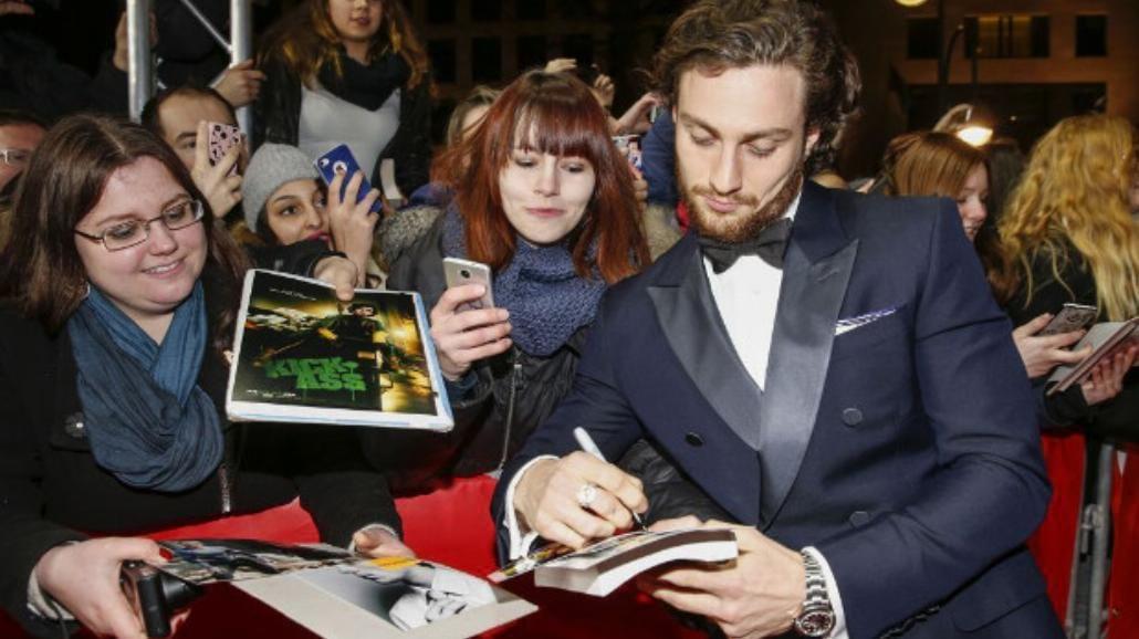 Gwiazdy na premierze 50 twarzy Greya w Berlinie [ZDJĘCIA]