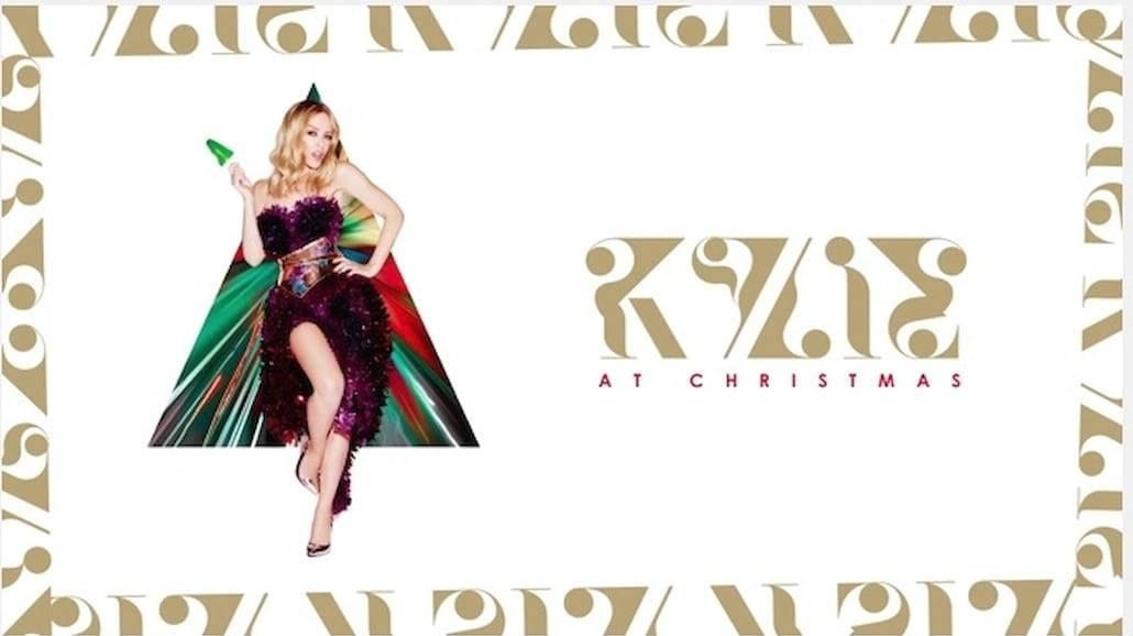 Kylie Minogue prezentuje nowy świąteczny utwór! Musicie to usłyszeć! [WIDEO]