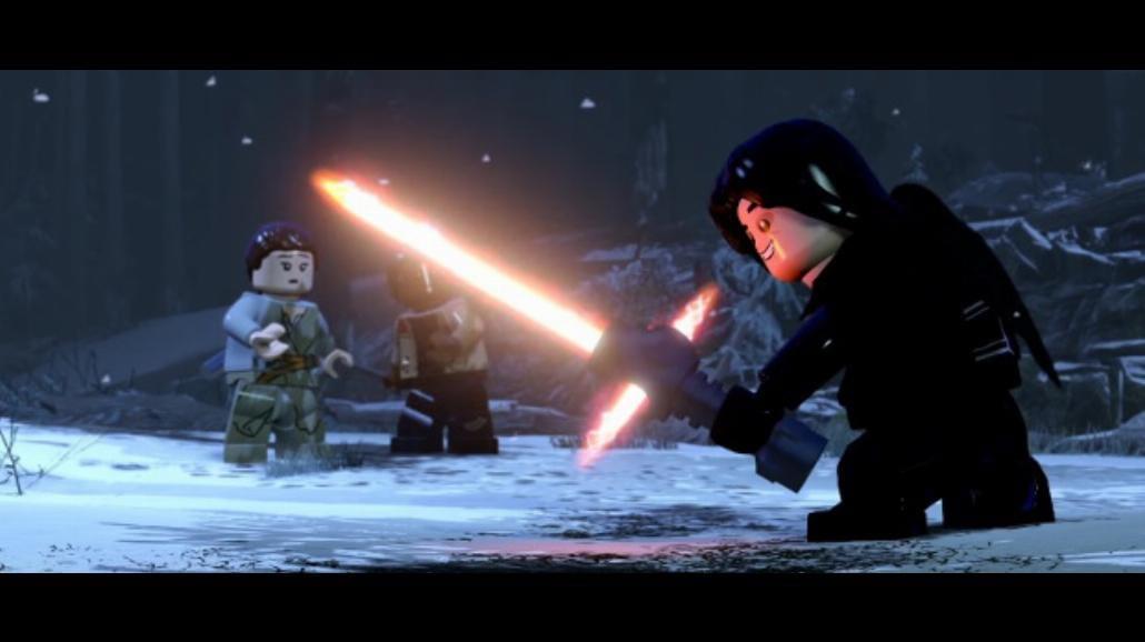Lego Gwiezdne wojny: Przebudzenie mocy, czyli adaptacja z klocków [WIDEO]