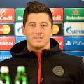 Lewandowski skrytykował politykę transferową Bayernu - Lewandowski, piłka nożna, kara, transfery