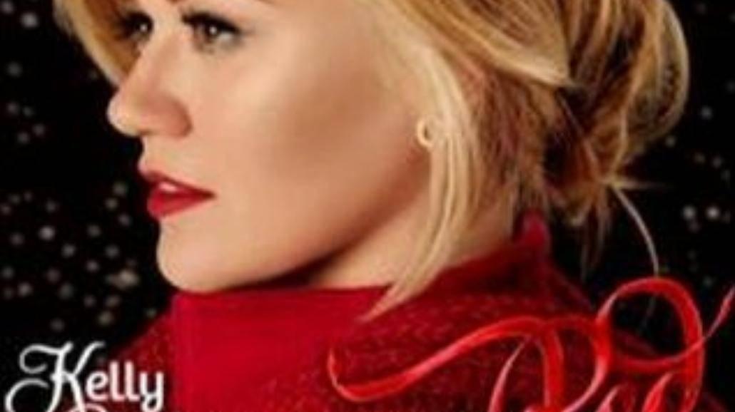 Świąteczna płyta Kelly Clarkson najpopularniejsza