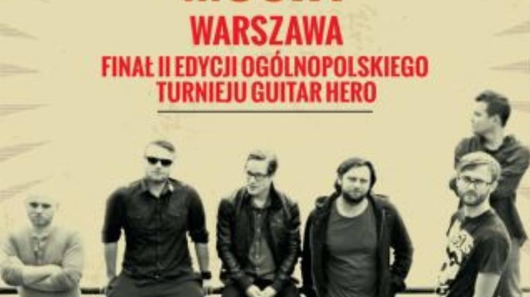 Muchy wystąpią w Warszawie