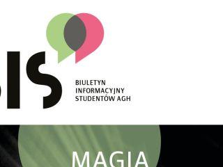 Czasopismo BIS AGH - zobacz e-wydanie numeru 12/2018! - numer, tematy, artykuły, czasopismo studenckie