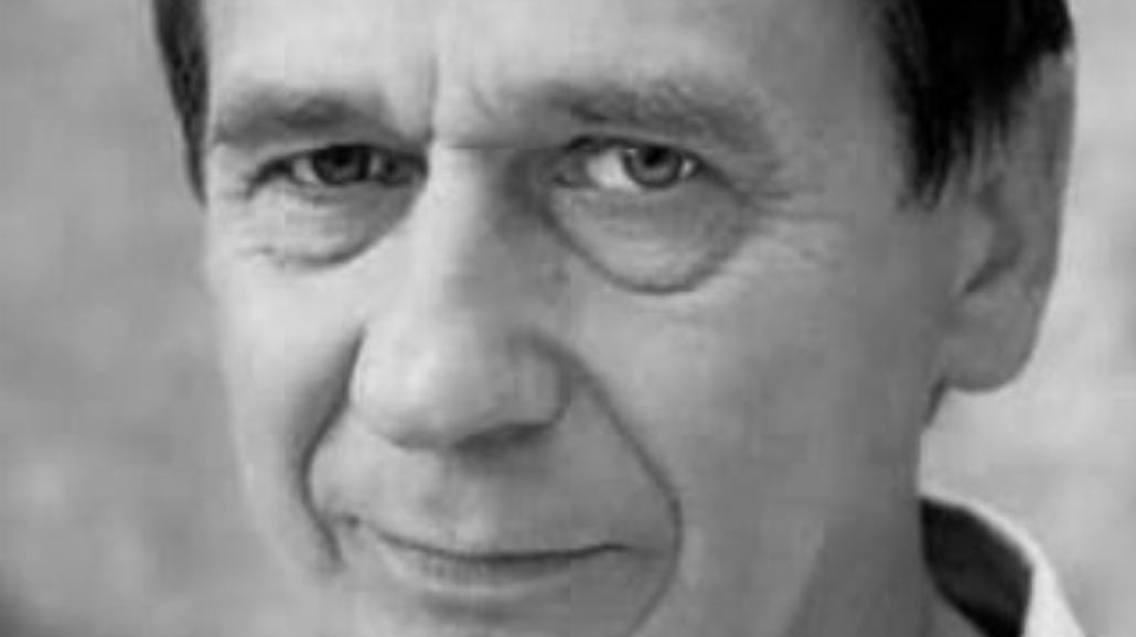 Aktor Janusz Hamerszmit nie żyje