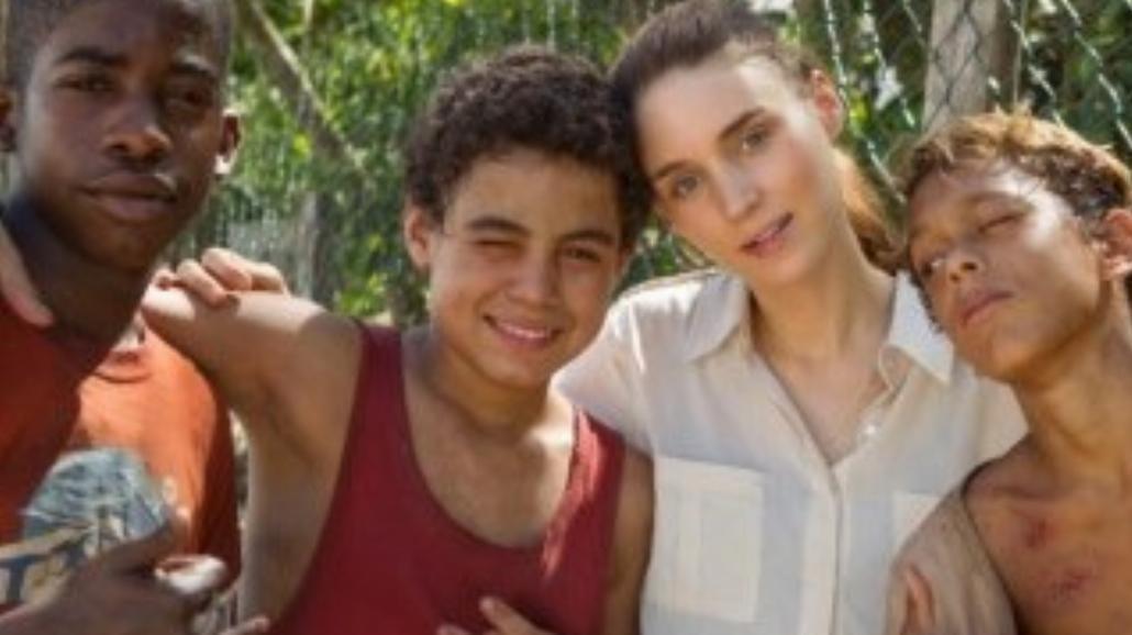 "Rooney Mara u twórcy ""Lektora"""
