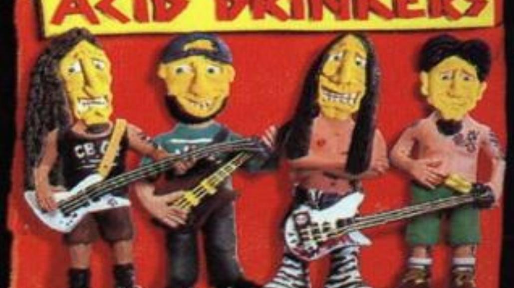 Acid Drinkers ze Złotym Bączkiem