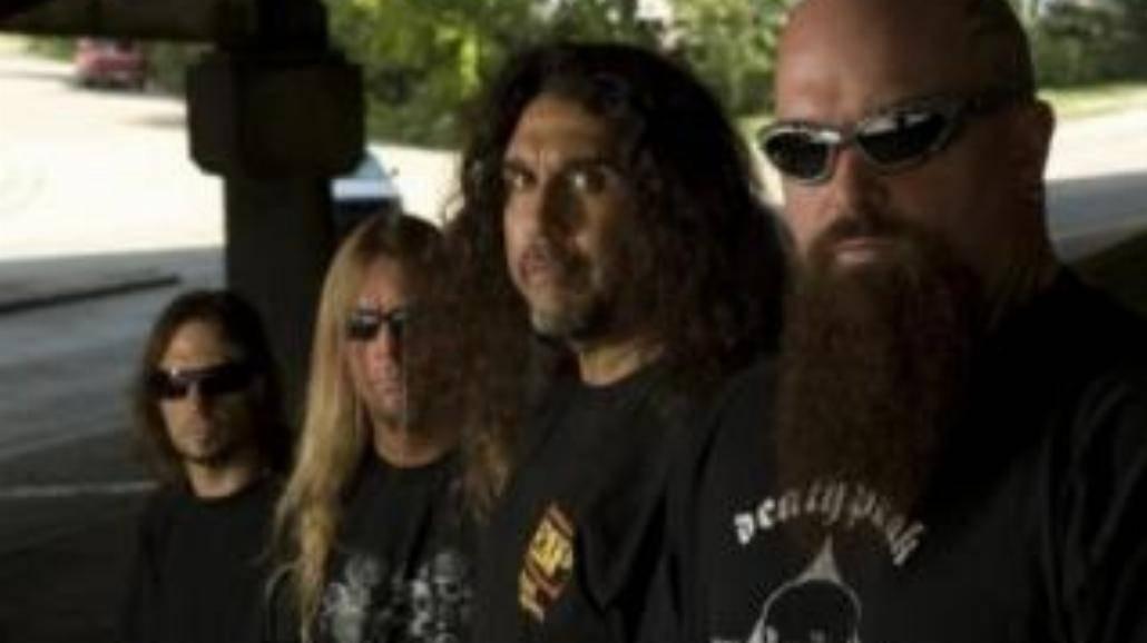 Slayer zagra na Impact Fest 2013