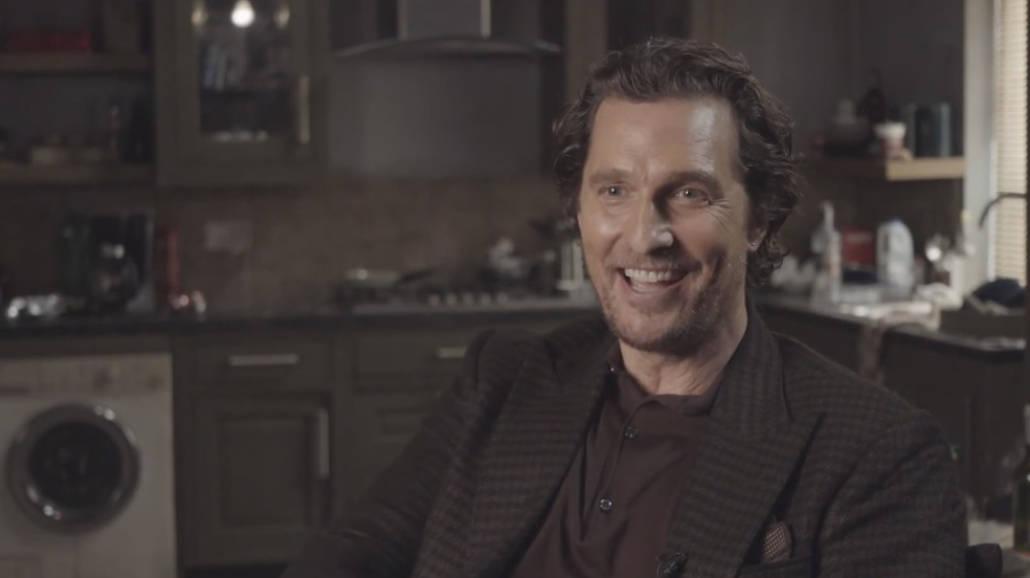 Matthew McConaughey - DÅźentelmeni