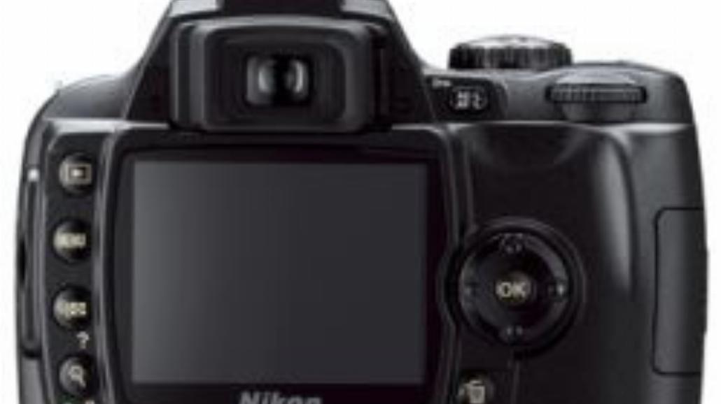 Nowa lustrzanka Nikon D40
