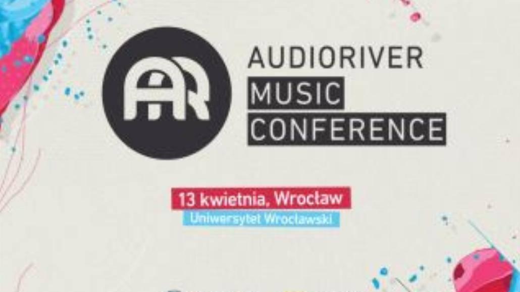 Ostatnie bilety na Konferencję Muzyczną Audioriver