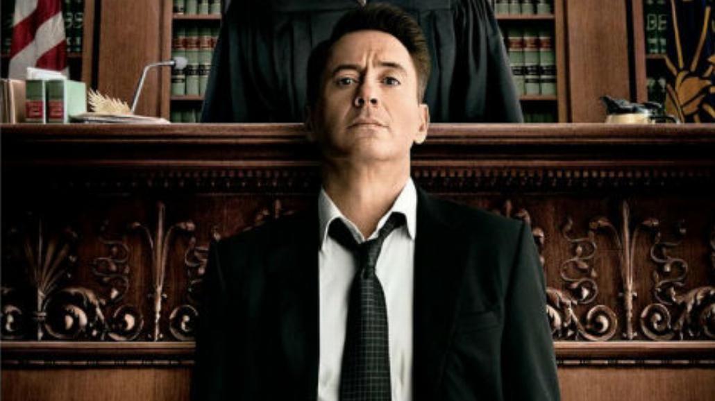 Robert Downey Jr. w trailerze do Sędziego