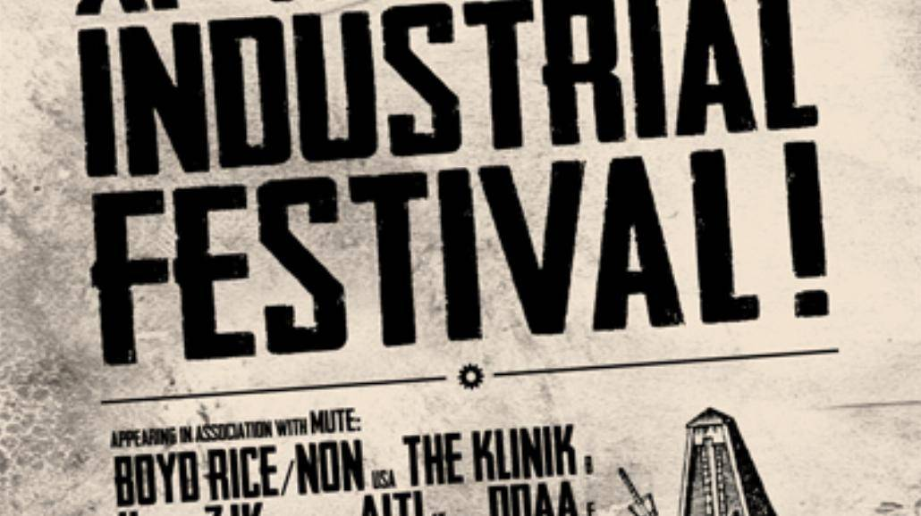 Magiczny Industrial Festival