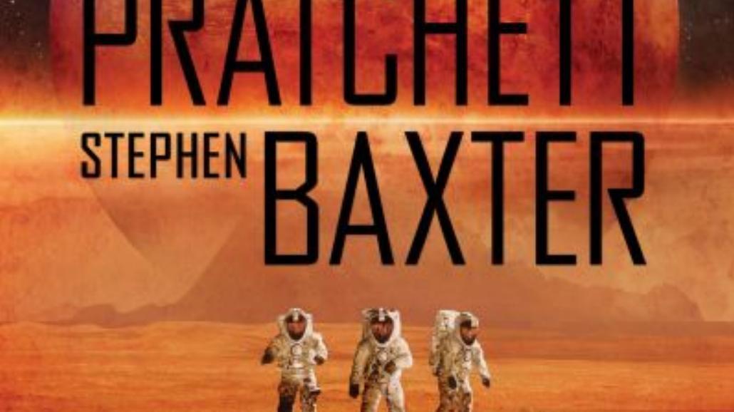 Kolejna książka  Baxtera i  Pratchetta już w księgarniach