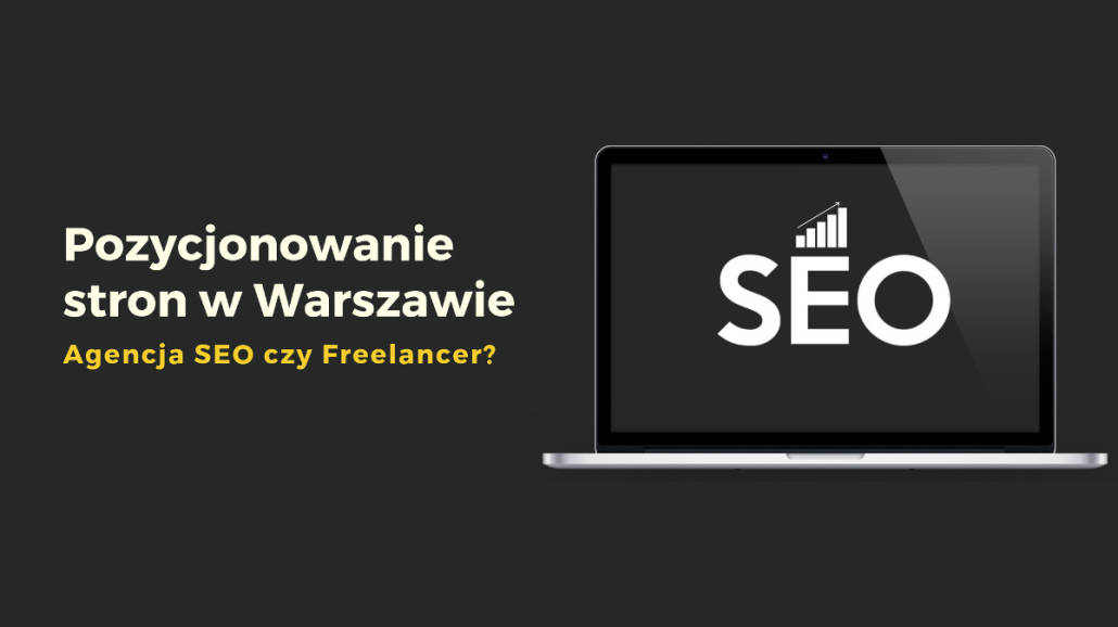 Pozycjonowanie Stron w Warszawie