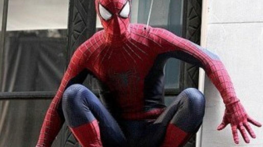 """""""Niesamowity Spiderman 2"""" - nowe zdjęcia z planu"""