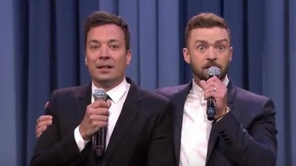 Justin Timberlake i Jimmy Fallon znów to zrobili! [WIDEO]