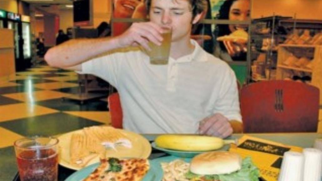 Studenci od kuchni - nasze nawyki żywieniowe