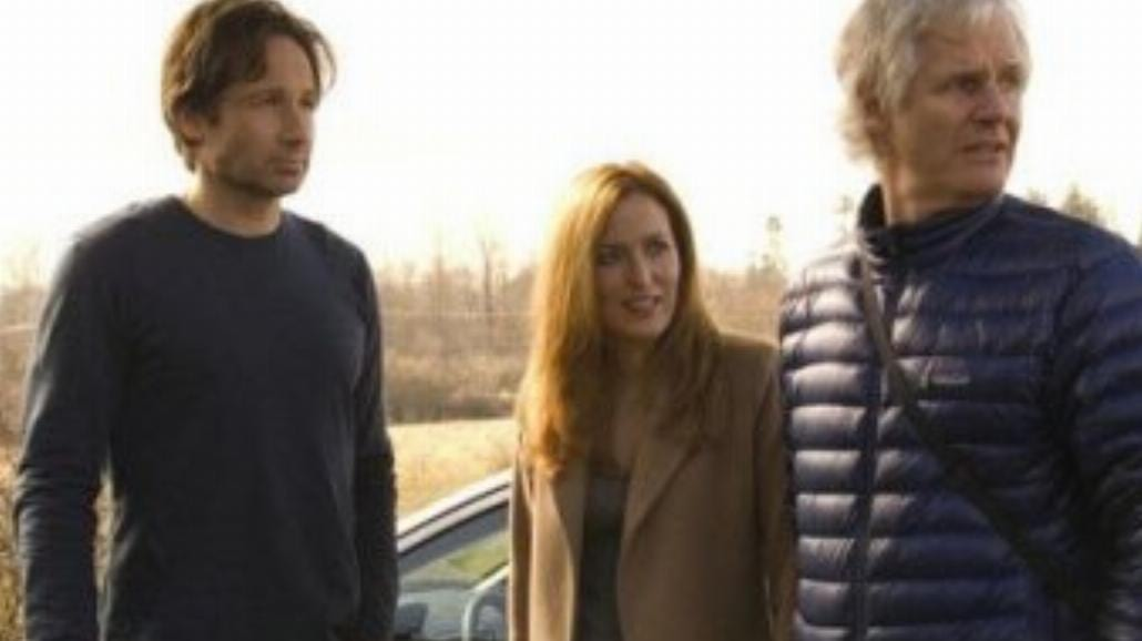 Scully, Mulder i tajemniczy Joe
