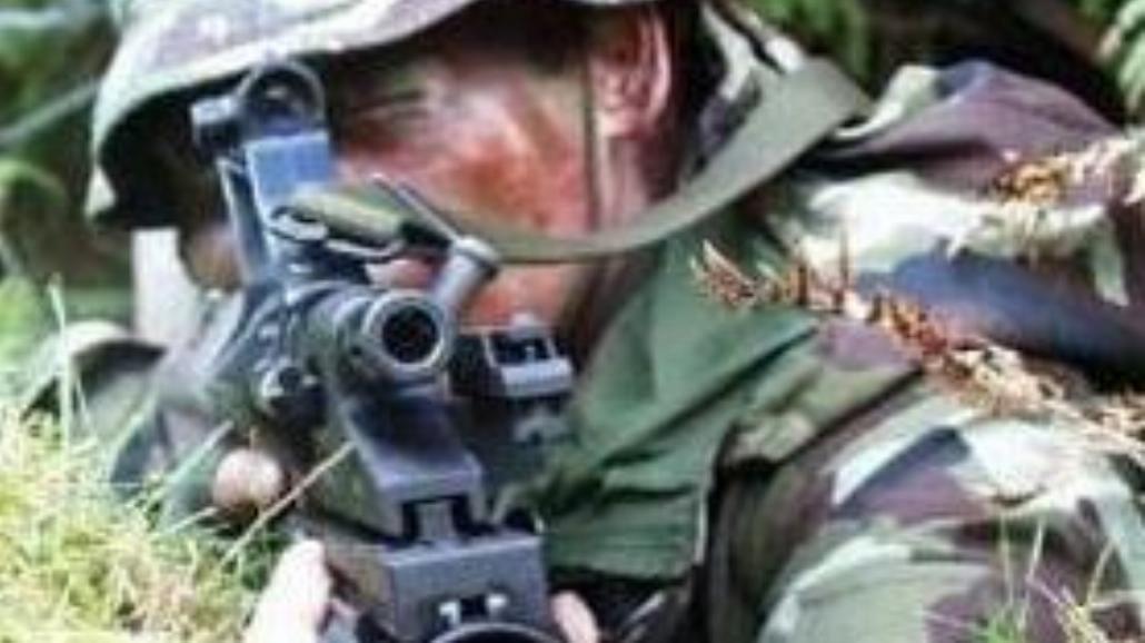 """Psychicznie chory w """"psychicznie chorym"""" wojsku"""