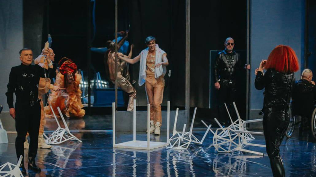 Kaligula- Teatr Polski Wrocław