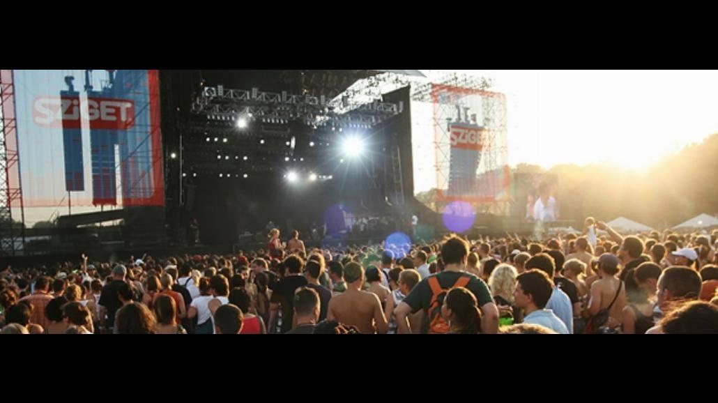 Zobacz program występów na Sziget Festival 2012!