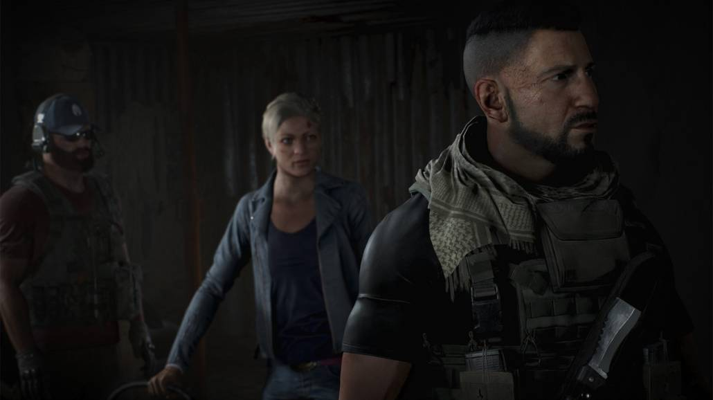 Jon Bernthal w Ghost Recon Wildlands
