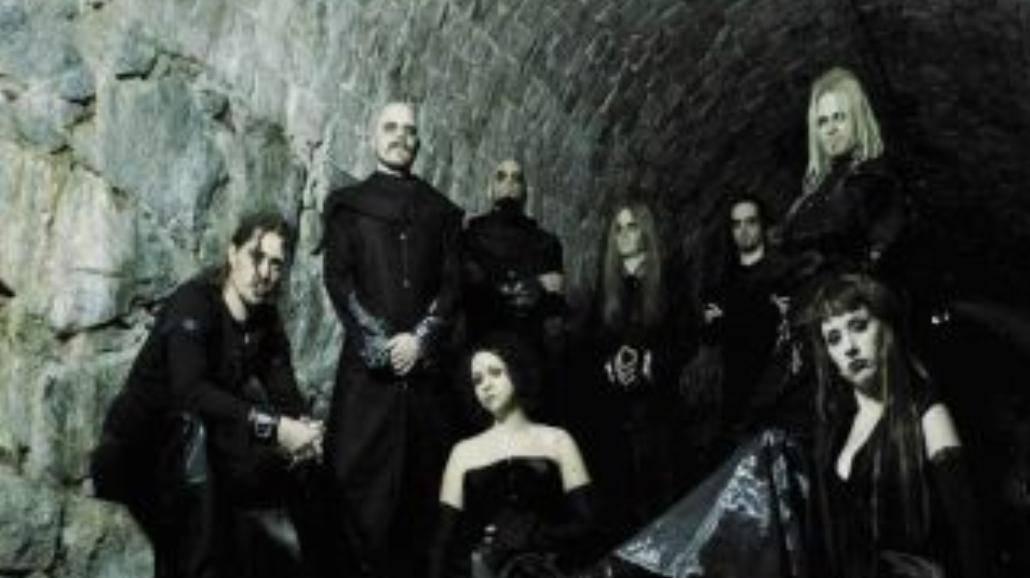 Therion - koncerty w Polsce i nowa płyta