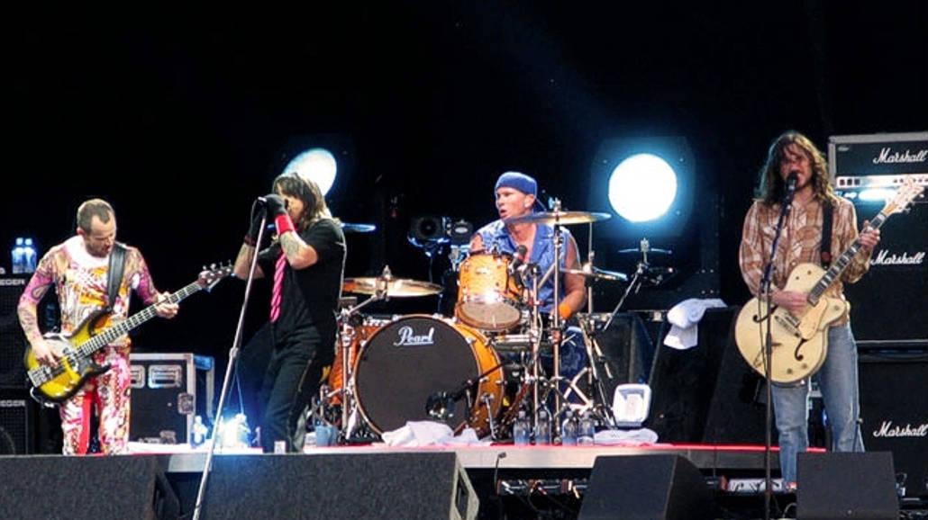 Red Hot Chilli Peppers wystąpią w Polsce!