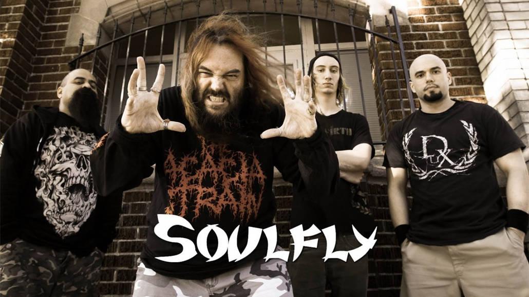 Soulfly powraca do Polski!