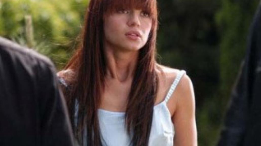 Anna Przybylska w zupełnie nowej dla siebie roli