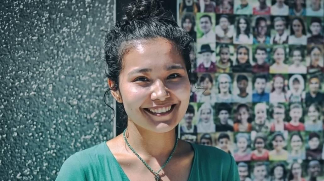 Malika Murzagali - Brave Kids