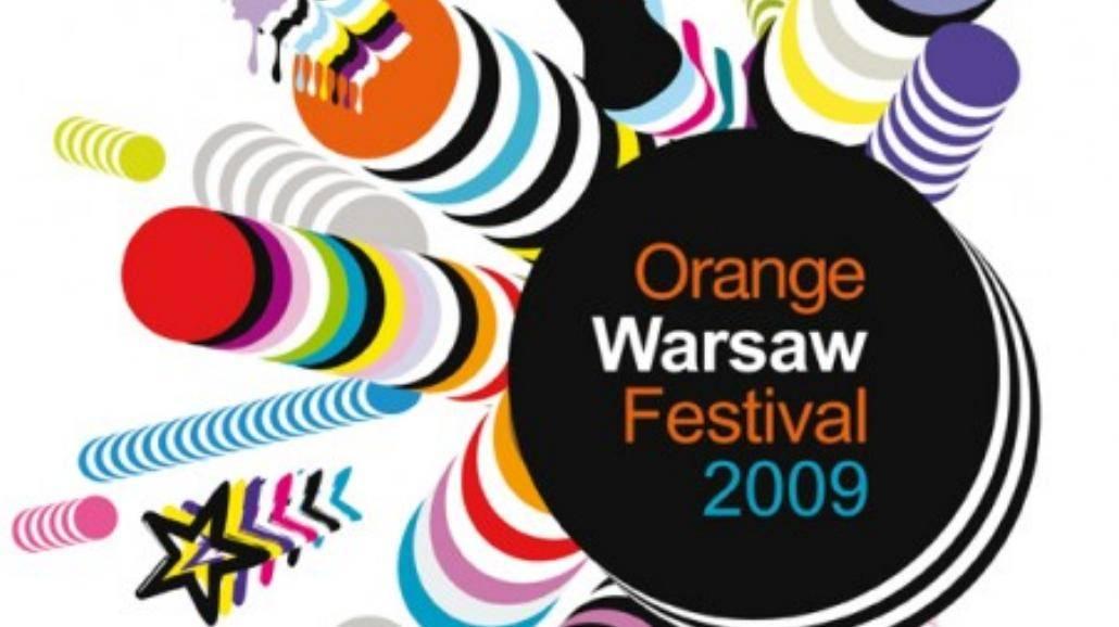 Orange Warsaw Festival 2009 już za tydzień