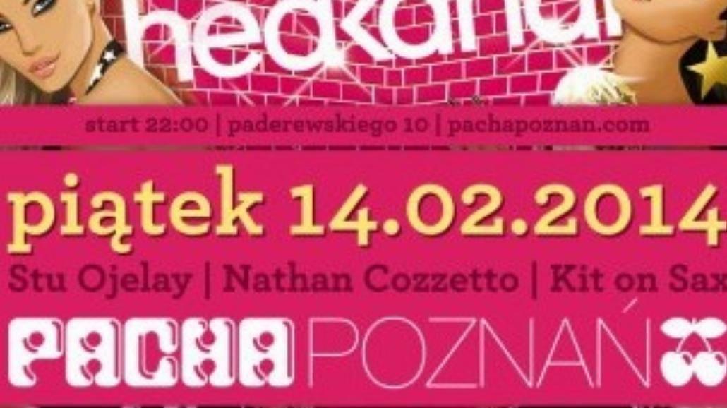 Miłosny Weekend w Pacha Poznań