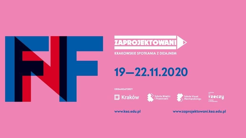 Zaprojektowani 2020 - Krakowskie Spotkania z Dizajnem