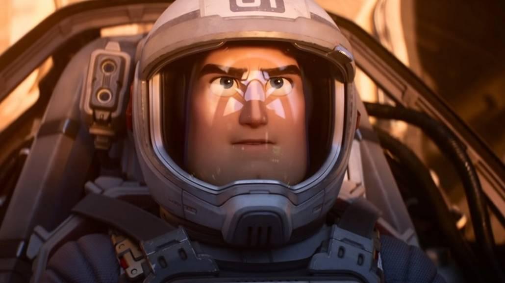 Buzz Astral film 2022