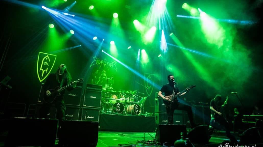 Koncert zespołu Emperor