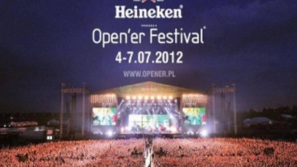 Już za siedem dni Heineken Open'er Festival 2012!
