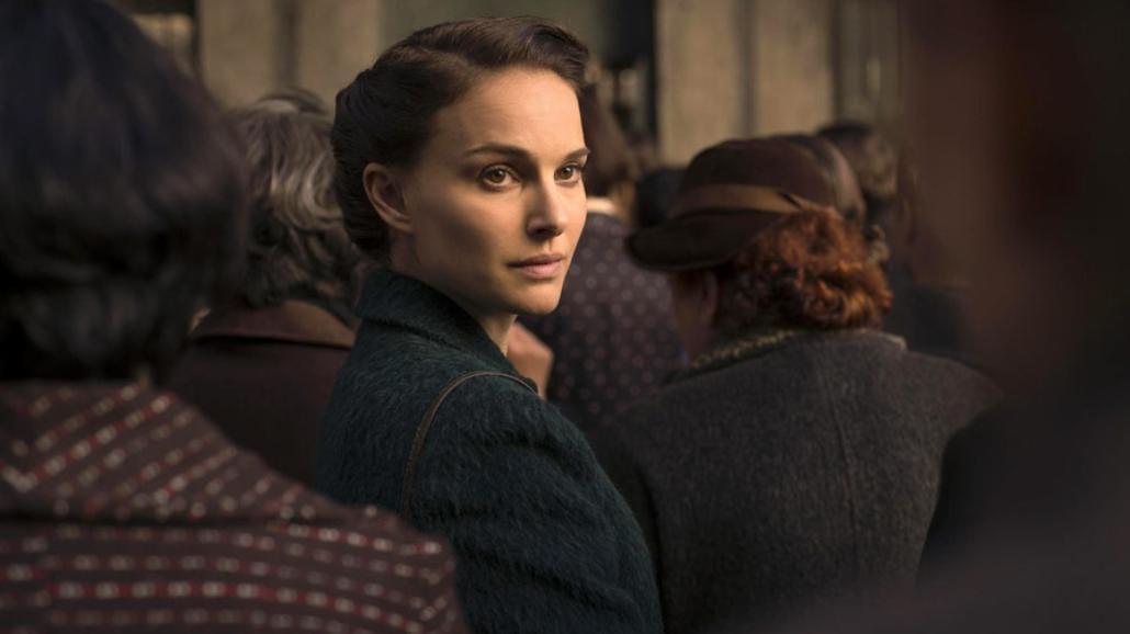 Opowieść o miłości i mroku - potknięcie Natalie Portman [RECENZJA]